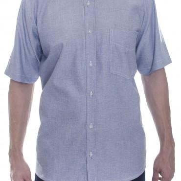 Camisa clasica manga corta