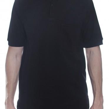Camiseta tipo polo hombre