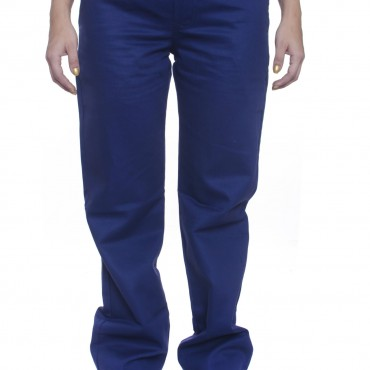 Pantalon dama pretina resorte