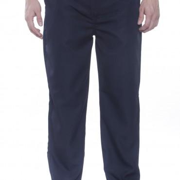 Pantalon hombre pretina industrial